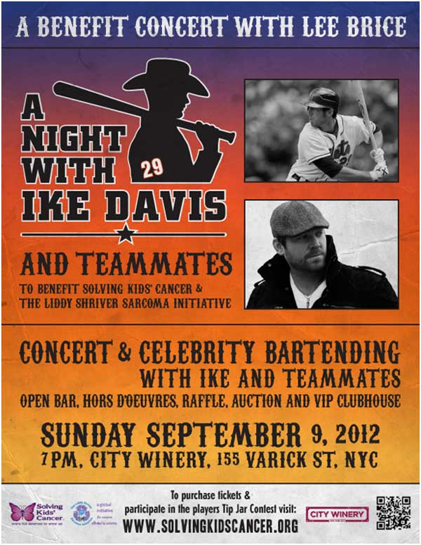 New York Mets' Ike Davis Set to Host Second Annual Charity Event