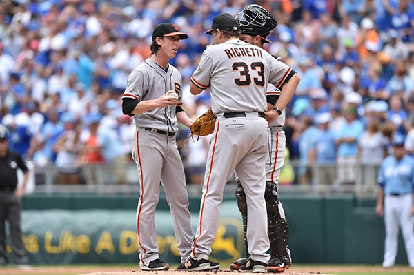 San Francisco Giants Are Nolonger the National League Favorites